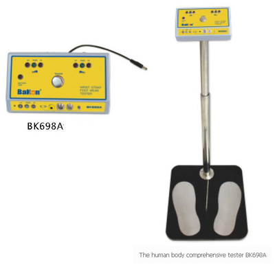BAKON BK698A High quality of SURPA auto esd human tester made by Shenzhen Bakon