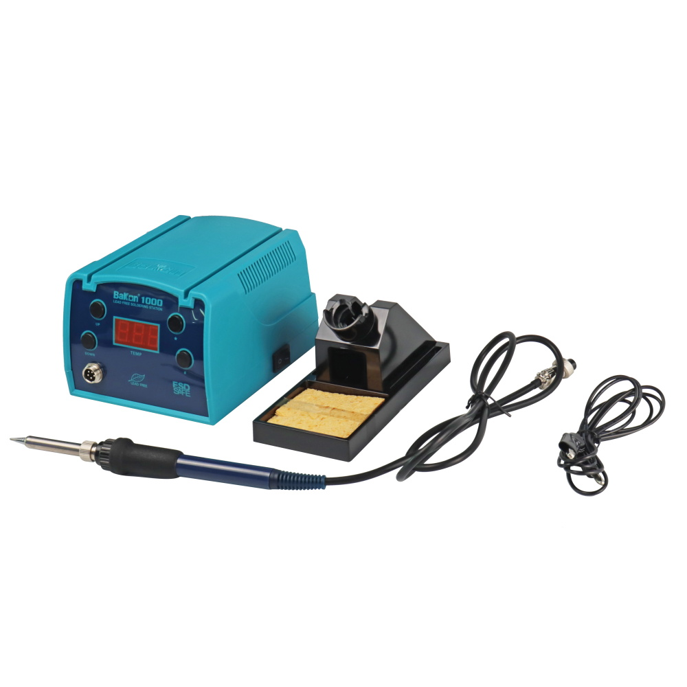 Bakon BK1000 90w high frequency hot air soldering iron