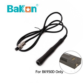 LF007 soldering iron handle with T13 heater equipped with BK950D only